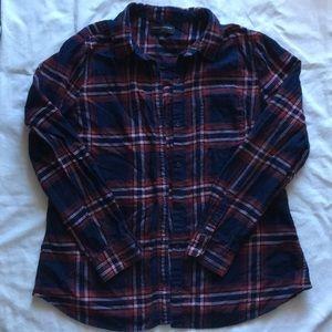 BANANA REPUBLIC Classic Fit Flannel